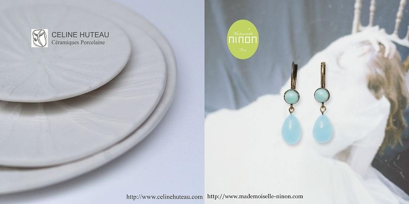 Invitation vente privée Mademoiselle Ninon mai 2013